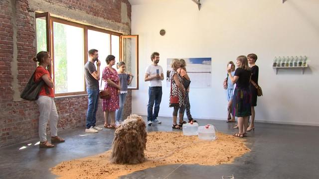 Art contemporain : portes ouvertes aux résidences-ateliers Ravi