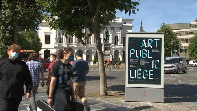 Art public Liège : la création contemporaine au coeur de la Cité ardente