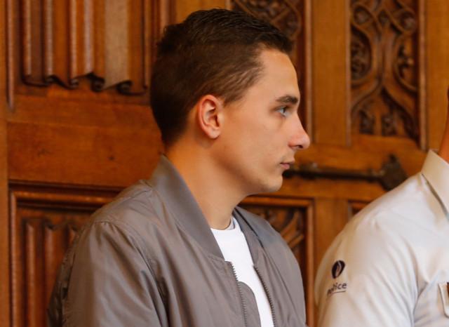 Assises de Liège : Alexandre Hart ne conteste pas sa culpabilité