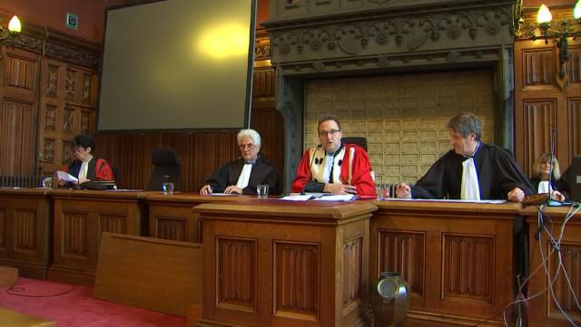 Assises de Liège : entre culpabilité d'assassinat et internement...