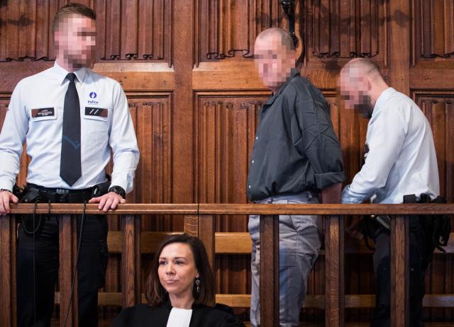 Assises de Liège : Francis Kaiser condamné à 11 ans