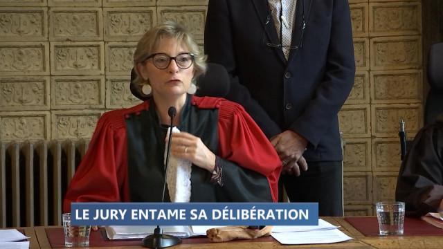 Assises de Liège : le jury est entré en délibération