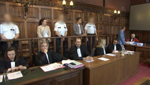 Assises de Liège : les insoutenables vidéos