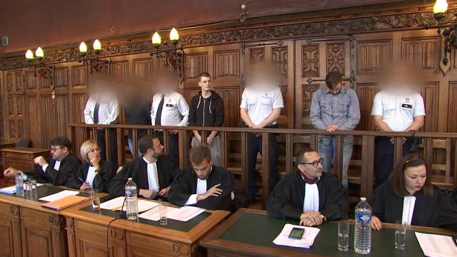 Assises de Liège : tous coupables de l'assassinat de Valentin Vermeesch