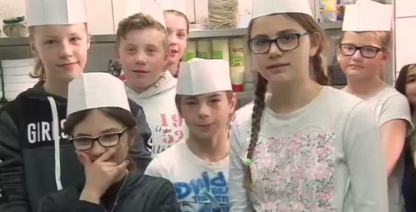 Atelier pizzas pour les jeunes à Glons