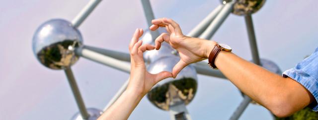 Atomium : entrée à prix réduit pour les Liégeois !