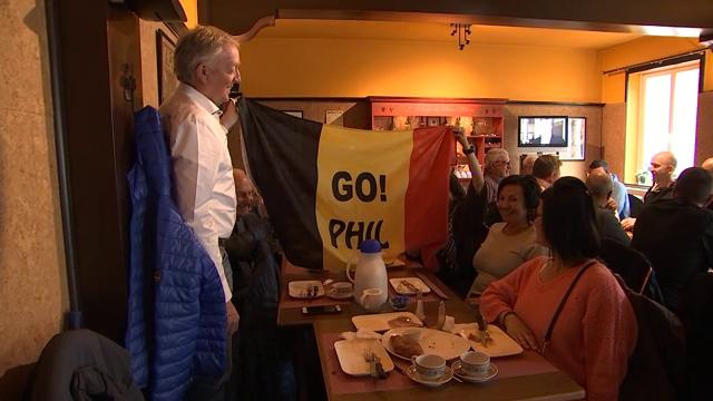 Au cœur du fan club de Philippe Gilbert