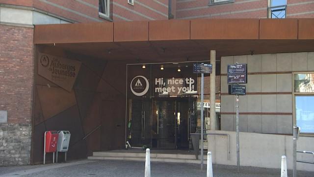 Auberge de Jeunesse : Liège a la plus grande