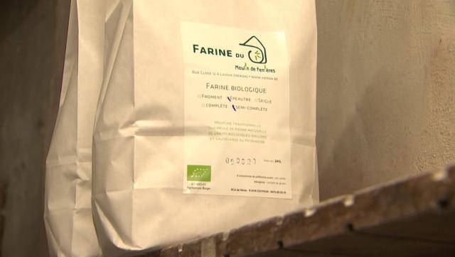 Augmentation de la production de farine au Moulin de Ferrières