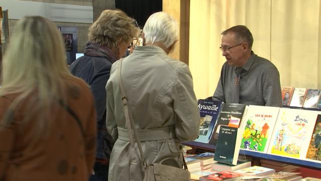Aywaille : 100 auteurs présents au Salon du Livre