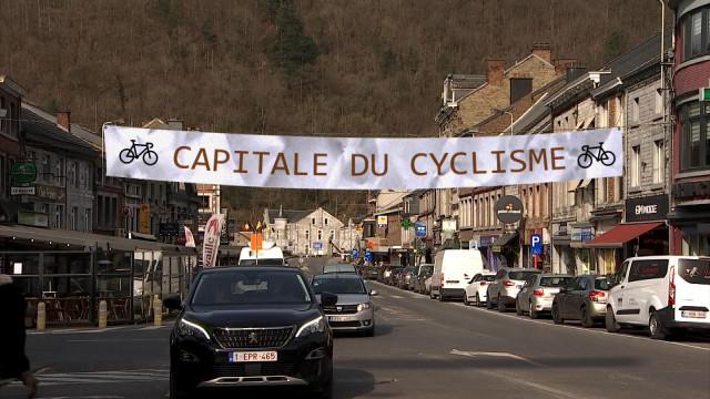 """Aywaille """" capitale du cyclisme """""""