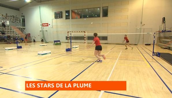 Badminton : les stars de la plume