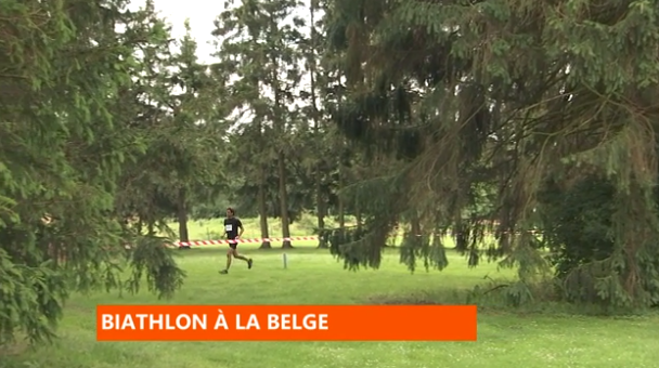 Banneux : biathlon à la belge...