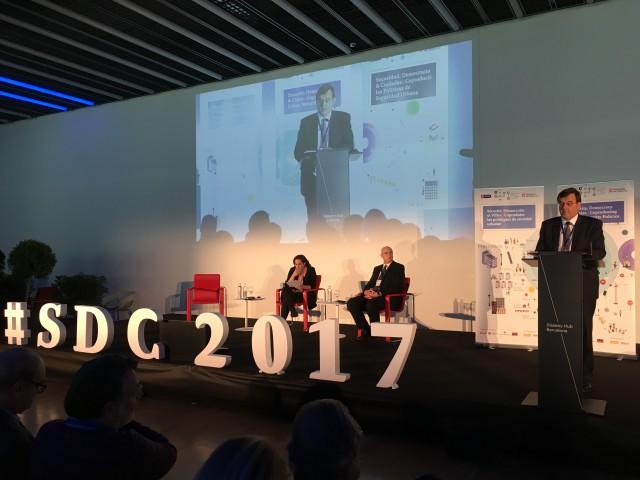 Barcelone : Liège préside le Forum Européen pour la sécurité urbaine