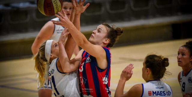 Basket ball : énorme prestation des Liège Panthers à Malines