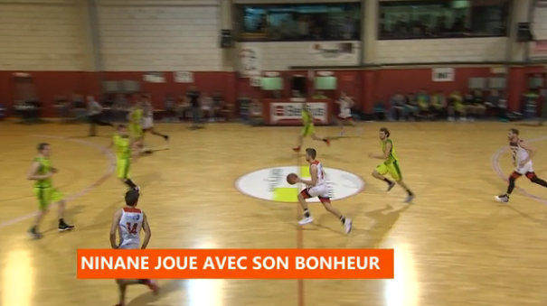 Basket : BC Ninane - Gembo Borgerhout