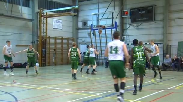 Basket: Belleflamme - Esneux