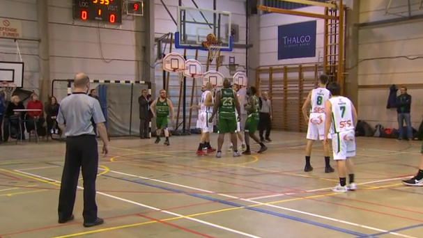 Basket: Belleflamme - Neufchateau