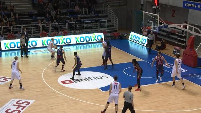 Basket : c'était presque gagné pour Liège