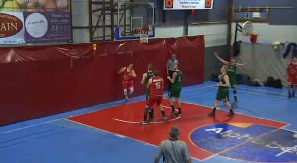 Basket: Comblain - Esneux