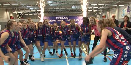 Basket : finales nationales en équipes de jeunes