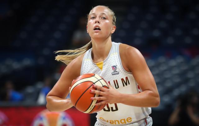 Basket : Julie Allemand en route pour les USA