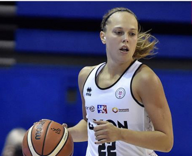 Basket : Julie Allemand prolonge à Lyon
