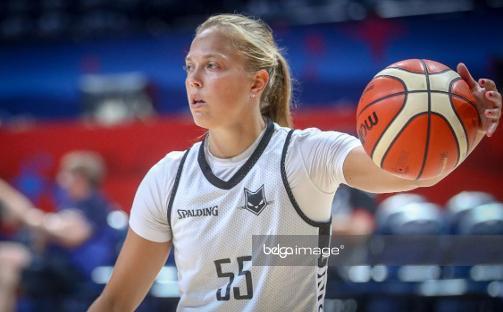 Basket : Julie Allemand signe à Montpellier