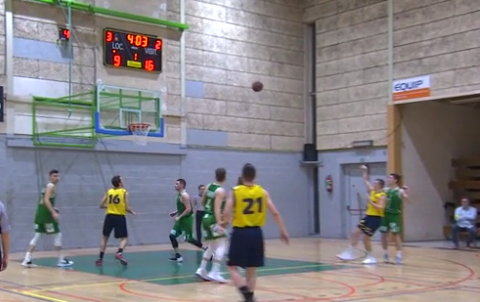 Basket: Liège Atlas - Natoye