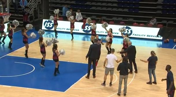 Basket : Liège - Brussels