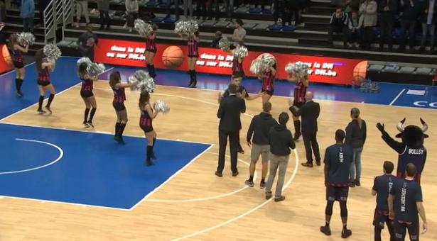 Basket : Liège - Charleroi