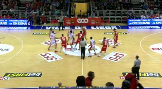 Basket : Liège - Limburg United