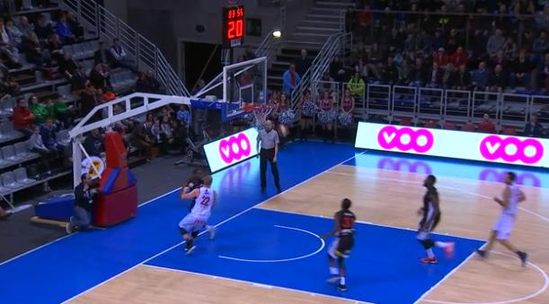 Basket : Liège - Limburg
