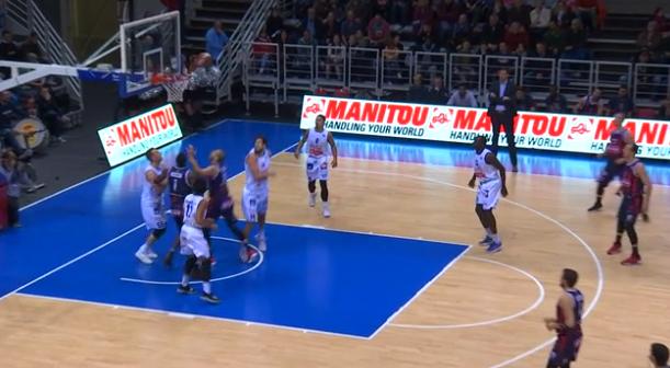 Basket : Liège - Malines