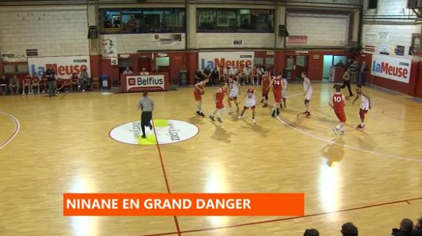 Basket : Ninane - Anvers B