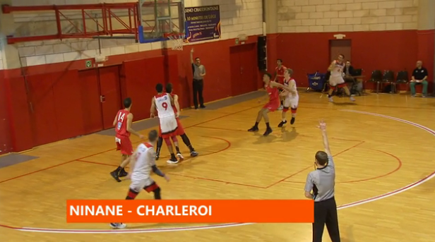 Basket : Ninane - Charleroi B