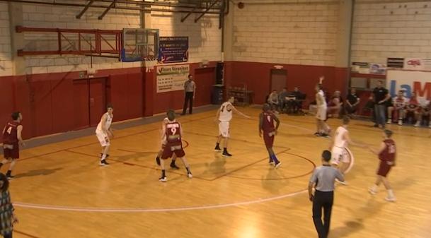 Basket : Ninane - Falco Genk