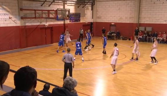 Basket : Ninane - Houthalen