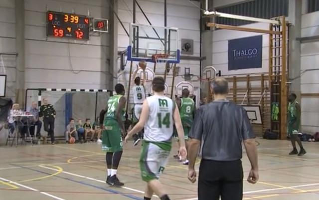 Basket : Premier succès de la saison pour Sprimont