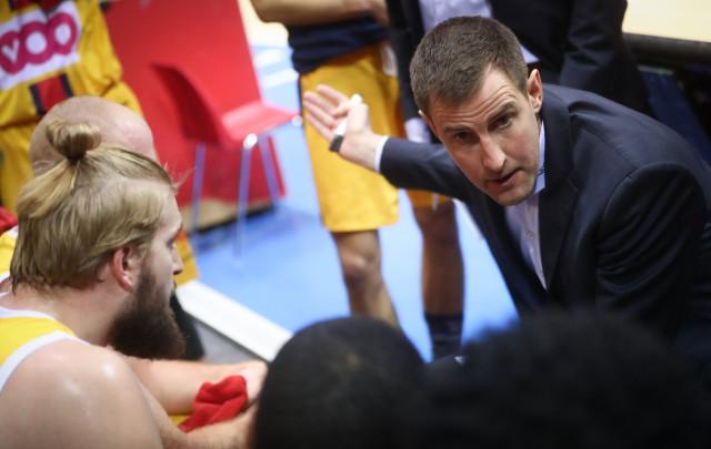 Basket : Sacha Massot quitte Liège Basket