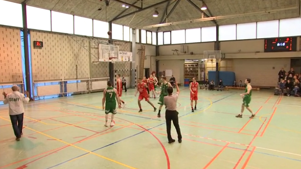 Basket: Saint-Louis - Atlas Jupille