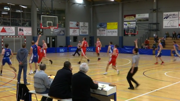 Basket : Spa - Waremme