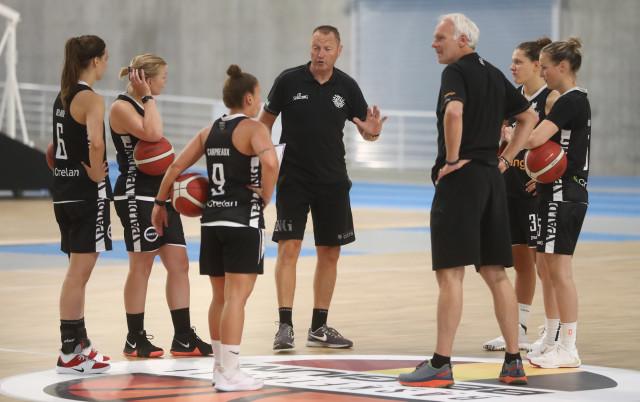 Basket : trois Liégeoises préselectionnées chez les Belgian Cats