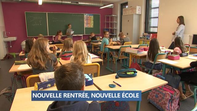 Bettincourt : La rentrée dans une toute nouvelle école !