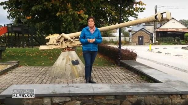 Bienvenue chez vous: 75ème anniversaire de la bataille des Ardennes