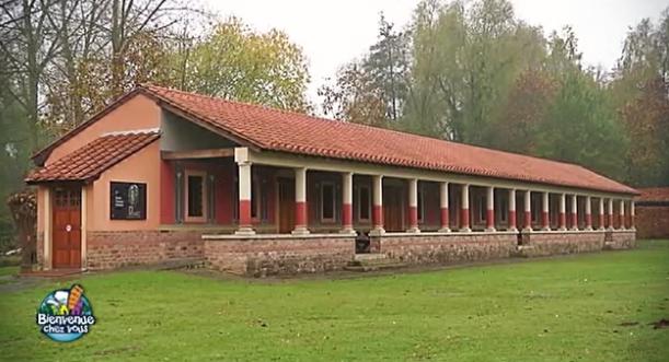 Bienvenue chez vous : Archéosite d'Aubechies