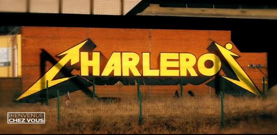Bienvenue chez vous : le renouveau de Charleroi