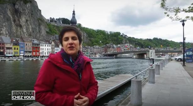 Bienvenue chez vous : Les villes d'eau en Wallonie