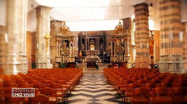 Bienvenue chez vous : Saint-Hubert, de la crypte au ciel