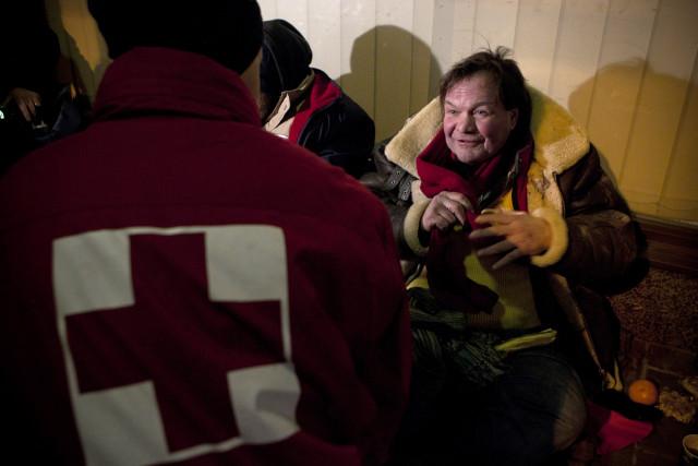 Bilan du plan hiver de la Croix Rouge en région liégeoise